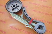Styrremssats Ford Transit Connect 2008-2013 1.8 TDCI